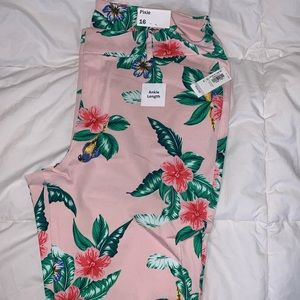 New with tags old navy pixie pants